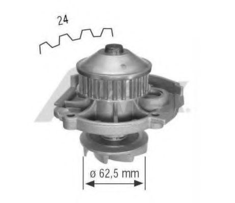 Водяной насос AIRTEX арт. 1616