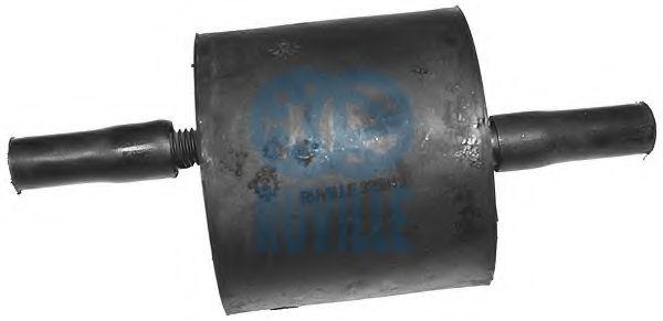 Опора двигуна гумометалева RUVILLE 325013