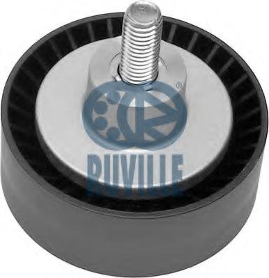 Паразитный / ведущий ролик, поликлиновой ремень RUVILLE арт.