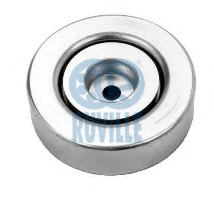 Паразитный / ведущий ролик, поликлиновой ремень RUVILLE арт. 55023