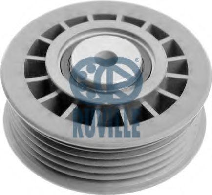 Натяжной ролик, поликлиновой  ремень RUVILLE арт. 55101