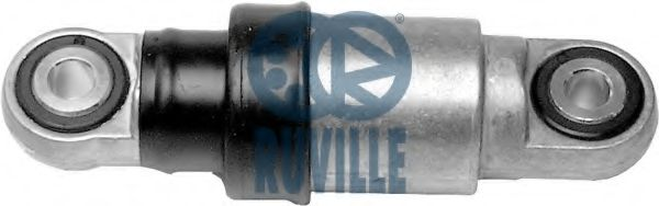 Амортизатор, поликлиновой ремень RUVILLE арт.