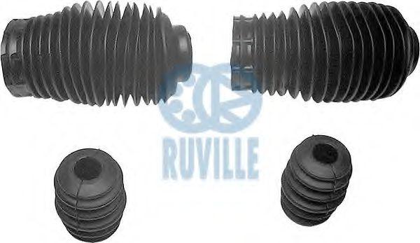 Пылезащитный комплект, амортизатор RUVILLE арт. 815206