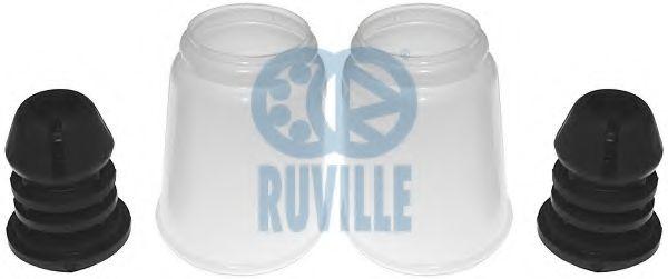 Пылезащитный комплект, амортизатор RUVILLE арт. 815410