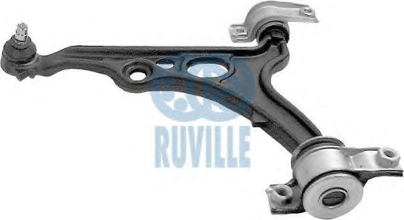 Рычаг независимой подвески колеса, подвеска колеса RUVILLE арт. 935812