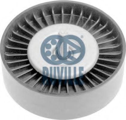 Паразитный / ведущий ролик, поликлиновой ремень RUVILLE арт. 55162