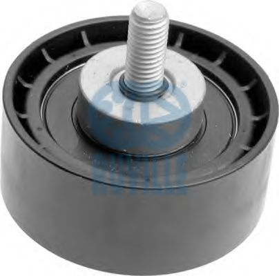 Паразитный / ведущий ролик, поликлиновой ремень RUVILLE арт. 55884