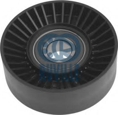 Паразитный / ведущий ролик, поликлиновой ремень RUVILLE арт. 55046