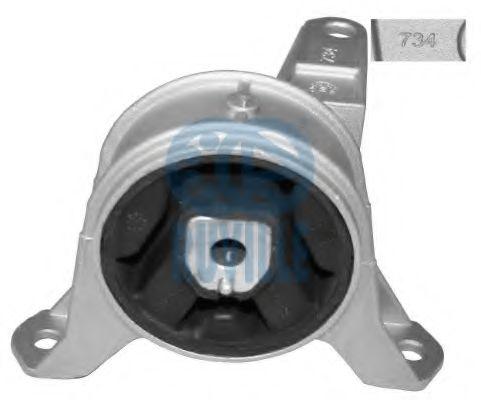 Опора двигуна гумометалева RUVILLE 325370
