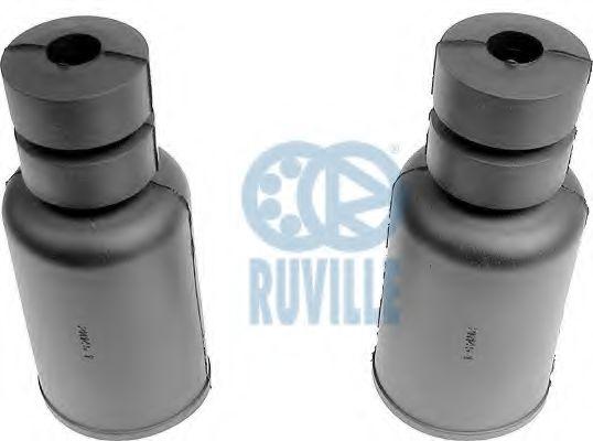 Пылезащитный комплект, амортизатор RUVILLE арт. 815201