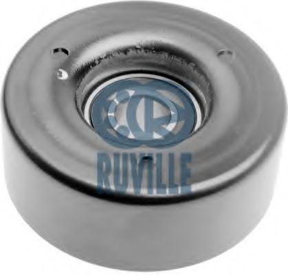 Натяжной ролик, поликлиновой  ремень RUVILLE арт. 55154