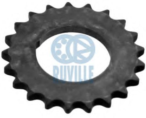 Шестерня, коленчатый вал RUVILLE арт. 3458006