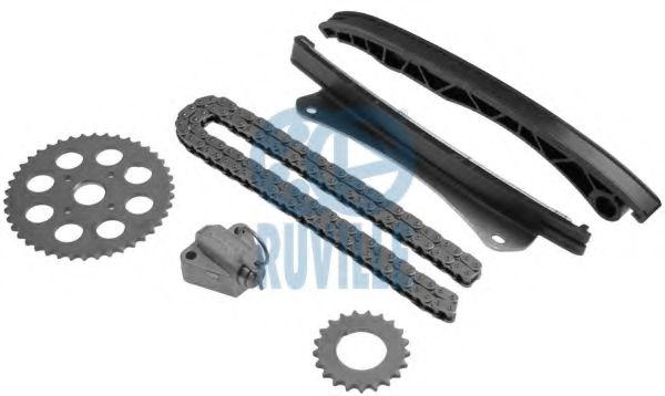 Комплект цели привода распредвала RUVILLE арт. 3458010S