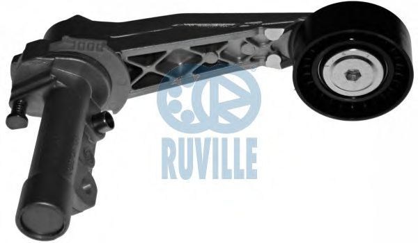 Натяжная планка, поликлиновой ремень RUVILLE арт.