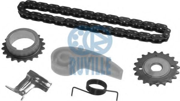 Комплект цели привода распредвала RUVILLE арт. 3469017S