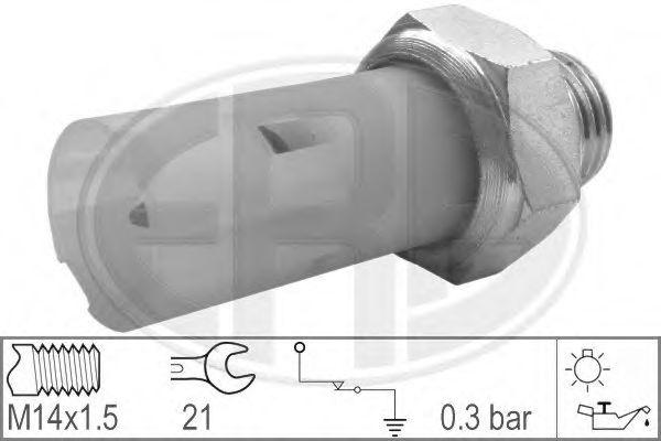 Датчик давления масла ERA арт. 330018
