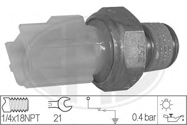 Датчик давления масла ERA арт. 330028