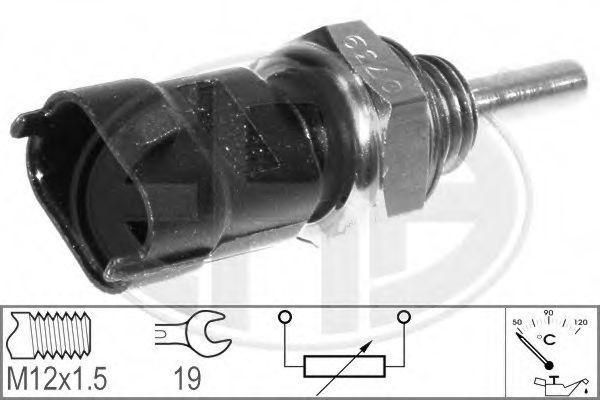 Датчик, температура охлаждающей жидкости ERA арт. 330137