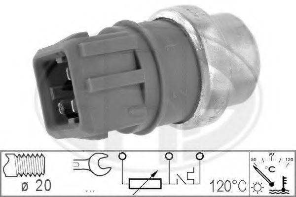 Датчик, температура охлаждающей жидкости ERA арт. 330153