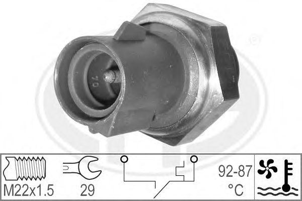 Термовыключатель, вентилятор радиатора ERA арт. 330182