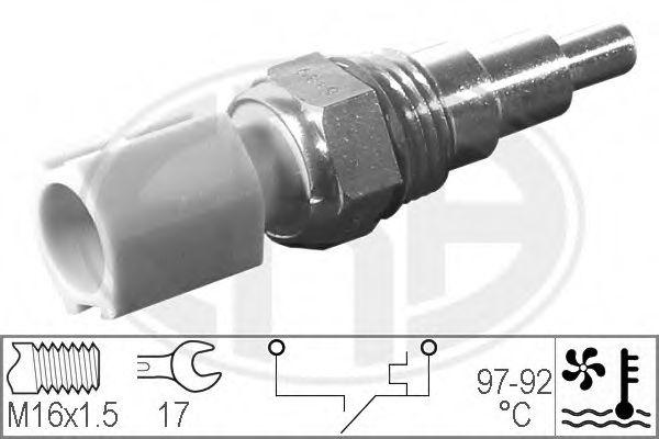Термовыключатель, вентилятор радиатора ERA арт. 330192