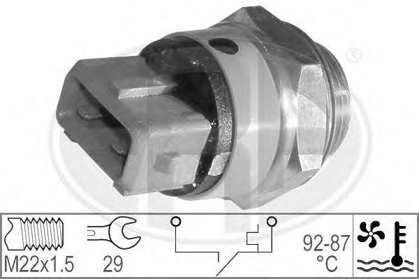 Термовыключатель, вентилятор радиатора ERA арт. 330194