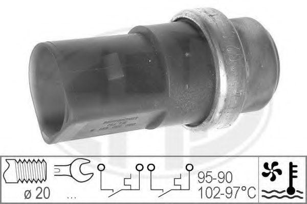 Термовыключатель, вентилятор радиатора ERA арт. 330231