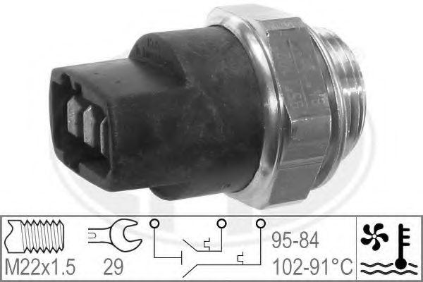 Термовыключатель, вентилятор радиатора ERA арт. 330268