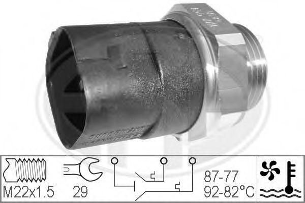 Термовыключатель, вентилятор радиатора ERA арт. 330283