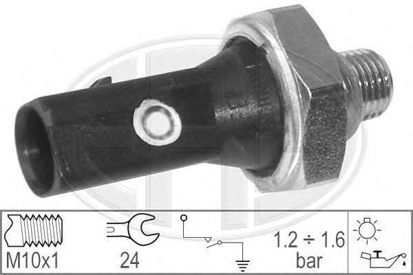 Датчик давления масла ERA арт. 330324