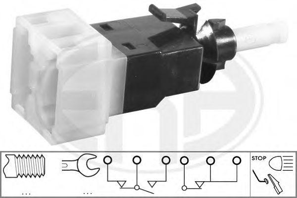 Выключатель фонаря сигнала торможения ERA арт. 330532
