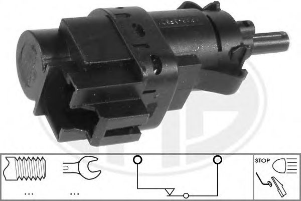 Выключатель фонаря сигнала торможения ERA арт. 330597