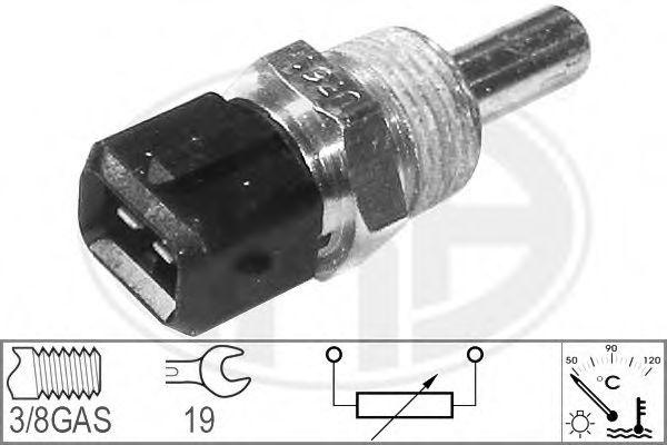 Датчик, температура охлаждающей жидкости ERA арт. 330642