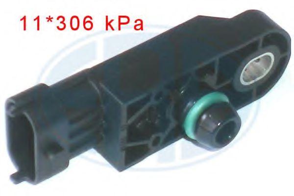 Датчик, давление во впускном газопроводе ERA арт. 550756