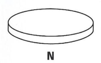 Регулировочная шайба, зазор клапана FRECCIA арт. PRV01281