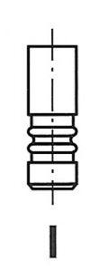 Впускной клапан FRECCIA арт. R4396BMCR