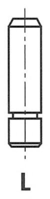Направляющая втулка клапана FRECCIA арт.