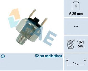 Выключатель фонаря сигнала торможения FAE арт. 21020
