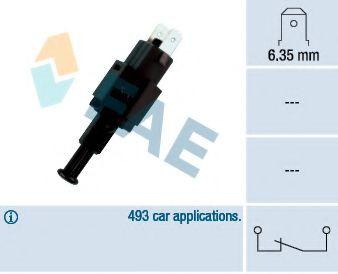 Выключатель фонаря сигнала торможения FAE арт. 24310