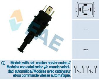 Выключатель фонаря сигнала торможения FAE арт. 24510