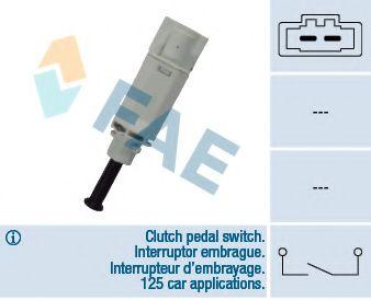 Выключатель, привод сцепления (Tempomat) арт.