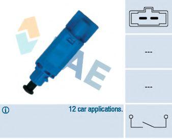 Выключатель фонаря сигнала торможения FAE арт. 24773