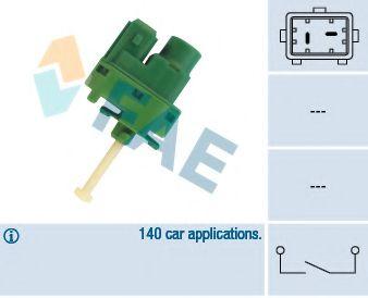 Выключатель фонаря сигнала торможения FAE арт. 24840