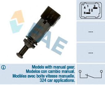 Выключатель фонаря сигнала торможения FAE арт. 24890