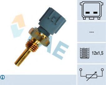 Датчик, температура охлаждающей жидкости FAE арт. 33460