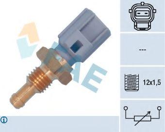 Датчик, температура охлаждающей жидкости FAE арт. 33735
