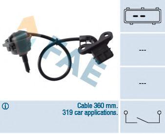 Выключатель, фара заднего хода FAE арт. 40715