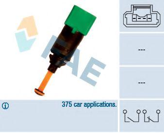 Выключатель фонаря сигнала торможения FAE арт. 24899