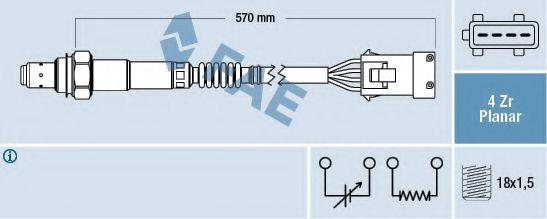 Лямбда-зонд FAE арт.