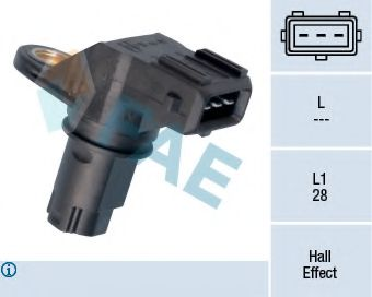 Датчик частоты вращения, управление двигателем FAE арт.